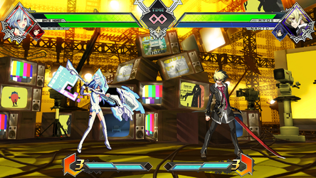 BBTAG: White Heart vs Hyde by excahm