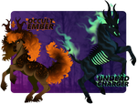 [Vestis] Halloween Auction 2016 closed by SA1B0T