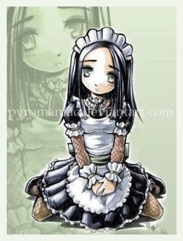 Maid Cliche's Series 3 by Parororo