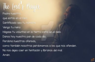 The Lord's Prayer (Spanish) by thepseudokiwi