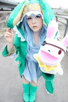 Yoshino:DateALive by Michi-Fox