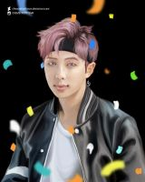 Rap Monster [YNWA series] by ChewieFromFTOWN