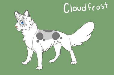 Cloudfrost by strixley