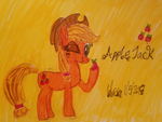 Applejack by JohnG15