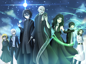 Death Eaters by ExothermicEX
