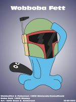 Wobboba Fett by TheRealSneakers