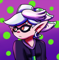 Mystery Squid by Inika-Xeathis