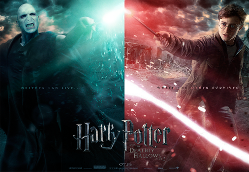 HP and DH Banner by hobo95