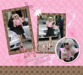 Fashion of is Love Lady Gaga by Freziitoo