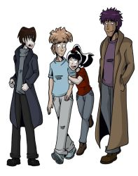 A UF Group Pic by undeadfriend