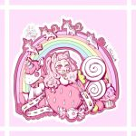 [CE] Luella's Unicorn Fantasy Seal Patch by xXYukiNoUsagiXx