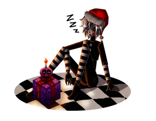 (FNaF) A Puppet's Christmas by xXElectric-RibelXx