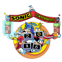 Sonic Revolution Graphic by Ziggyfin