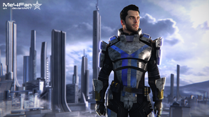 Kaidan - Vancouver's Hero (Updated) by Me4Fan