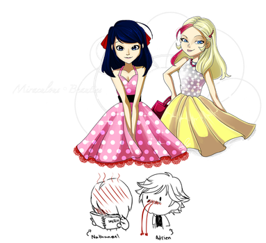 Miraculous Beauties by ARSugarPie