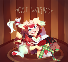 {12 Days of Species} Day 3 - Gift Warped by PhloxeButt