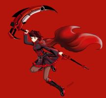 Ruby Rose by D-Floyd2