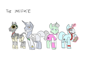 The Institute by Metal-Kitty