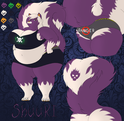 shuuki color ref sheet by coaster14