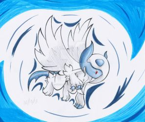 Gift - Mega Absol by Creation7X24