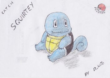 Squirtey by DWito9