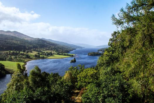 Queen's View by Daniel-Wales-Images
