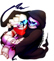 AfterDeath by SmasherlovesBunny500