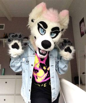Today, On furry Fashion by FurryGuts