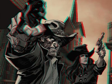 Jonah Hex 3-D conversion by MVRamsey