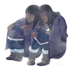 The Twins by freestarisis