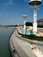 Piscine du rhone by dbug