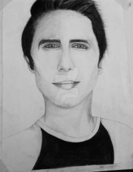 Cameron Leahy by painted182