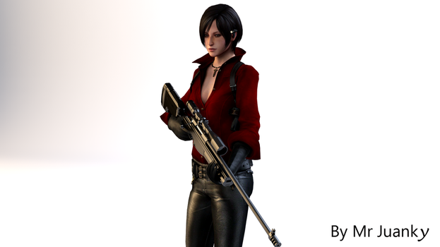 Ada Wong RE6 by mr-juanky