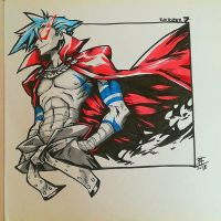 #Inktober - Day 07 KAMINA by oOCherry-chanOo