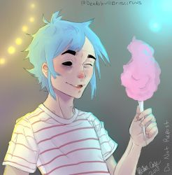 Cotton Candy 2D by DeadskullBroscircus
