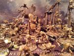 Down, down to goblintown! ~ 28mm Lotr miniatures by FeanorFeuergeist