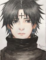 Chrollo Lucifer  by Mailee0321Vang