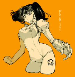 Diane doodle by pigeon666