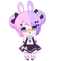 :COM: Ariashi Mini Chibi by Momoroo