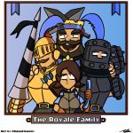 Family Photo by Adam-Clowery