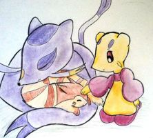 Mienshao and Mienfoo