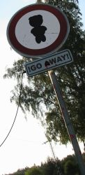 Go away by T-I-F