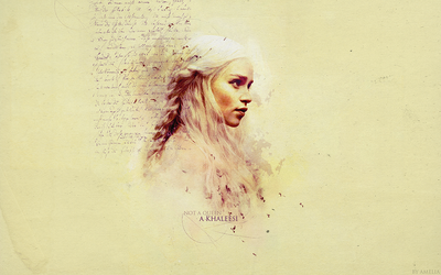 Khaleesi by AmeliaTonks