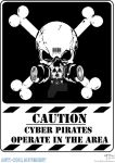 Cyber Pirate by matt-adlard