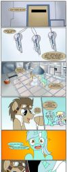 Doctor Whooves - Upgrade Pt 3 by Edowaado