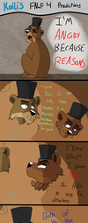 FNaF 4 - Five Nights at Freddy's 4 Predictions by Koili