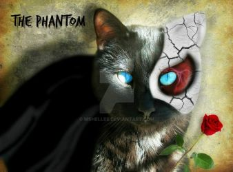 The Phantom by mshellee