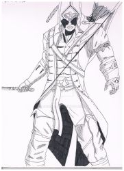 ACIII Connor by RoseGER