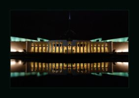 Parliament House by DPasschier