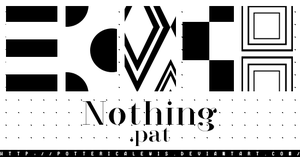 01 | Nothing | Patterns by PottericaLewis